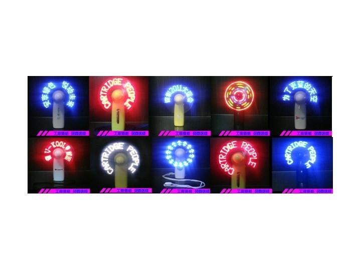 LED迷你手持扇 ,閃字风扇,燒錄风扇,活動推廣,LED風扇