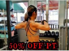 上環私人教練半價優惠/Sheung Wan 50% Off Personal Training