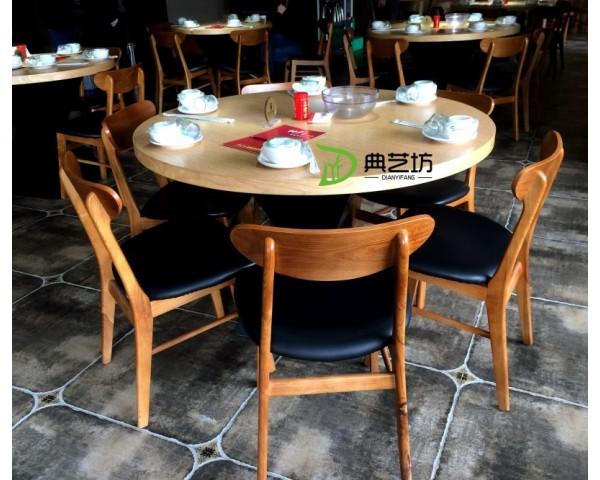 圆形实木餐枱,八人位圆形食饭枱,十人圆形饭枱,订造大理石实木餐枱,茶餐厅包厢圆形枱,石英石餐枱