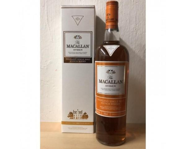 高價收購麥卡倫英格蘭威士忌