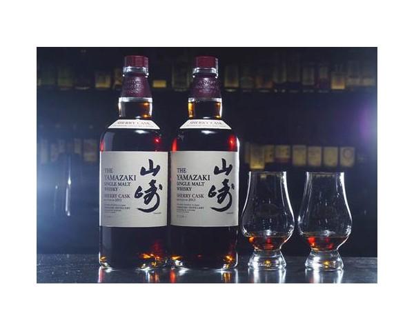 高價收購山崎威士忌,回收山崎12年、山崎18年