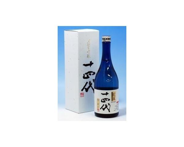 高價收購日本清酒十四代,長期回收