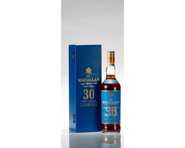 回收麥卡倫雪梨桶30年,收購麥卡倫威士忌