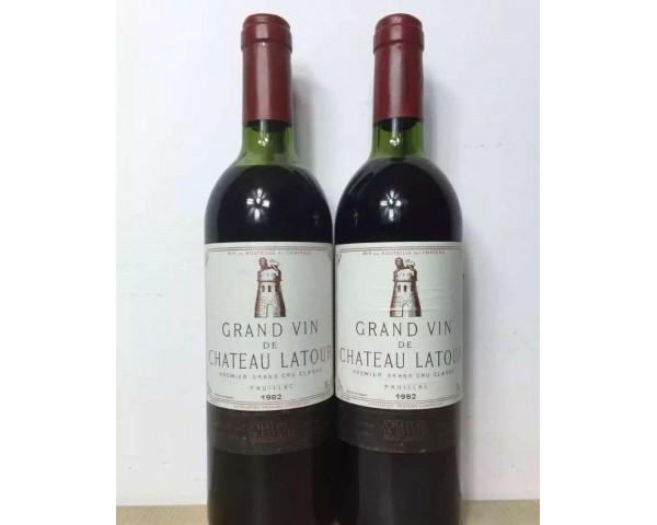 回收拉圖紅酒、回收各種紅酒、洋酒