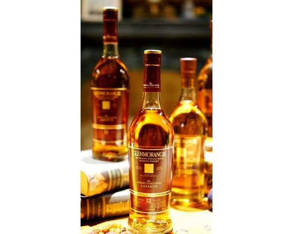 回收格蘭傑威士忌、皇家禮炮威士忌、雲頂威士忌、高原騎士威士忌