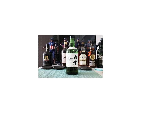 日本威士忌回收,收購白州、宮城峽、輕井澤、山崎、響