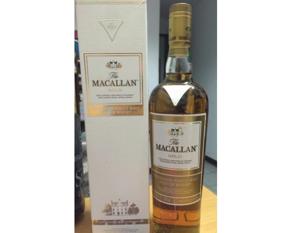 長期回收麥卡倫威士忌,收購麥卡倫12年、15年