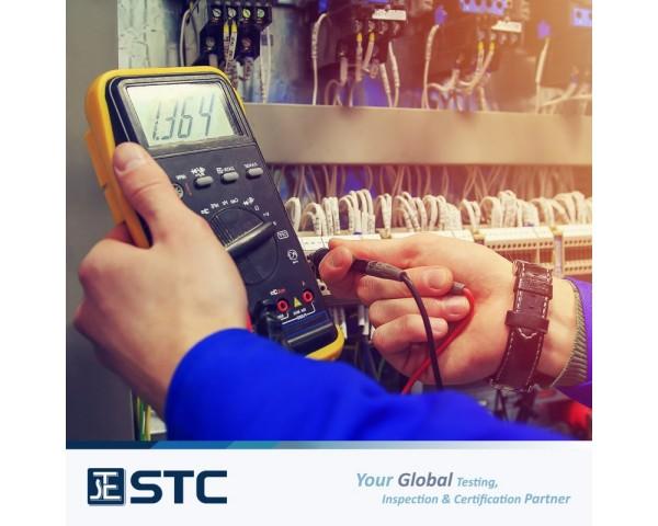 STC - 機電工程署固定電力裝置定期檢查 (WR2)